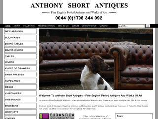 Anthony Short Antiques Ltd