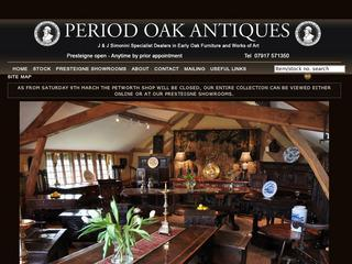 Period Oak Antiques
