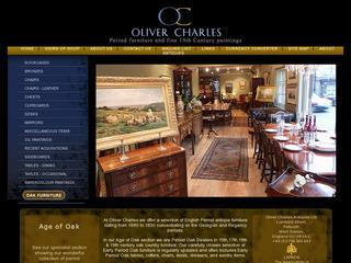 Oliver Charles Antiques Ltd